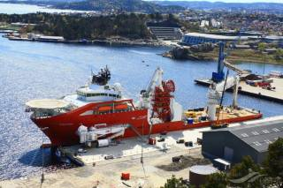 DOF Subsea receives a notice of early termination of charter contract for the vessel Skandi Acergy