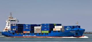 BG Freight Line introduces tri-weekly Dublin-Liverpool service to meet growing demand in the Irish Sea
