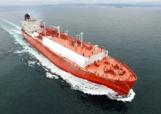 Korea Shipbuilding wins 210 bln won order for 1 LNG carrier