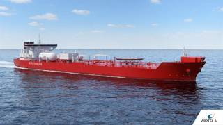 Wärtsilä to deliver advanced emissions abatement technology for two new shuttle tankers