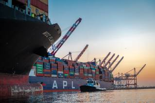 August Imports Fuel Cargo Surge At Port of Los Angeles