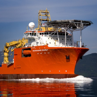 Solstad Offshore Wins Contract Award for CSV Normand Energy