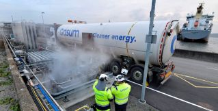 Gasum expands their maritime fuel supply by the new Swedegas' facility in the port of Gothenburg