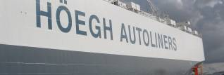 Toyota awards Höegh for quality and performance