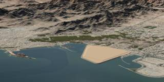 BESIX and Jan De Nul have been awarded the expansion of the Port of Fujairah in Dibba