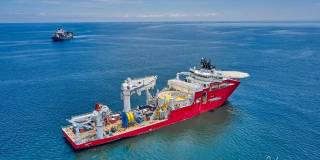 Jan De Nul acquires Ocean Yield's multipurpose subsea cable- and flex-lay vessel Connector