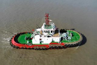 Robert Allan Delivers ASD 35/50 Tug To Tianjin Port