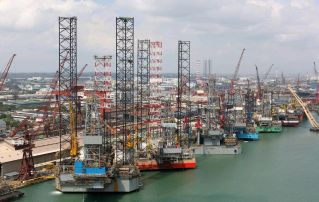 Keppel delivers first rig of 2020