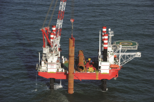 Seajacks International awarded foundation installation contract for the Akita Port and Noshiro Port offshore wind farms