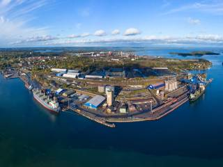 MAN Cryo develops liquefied methane terminal in Swedish port city Oxelösund