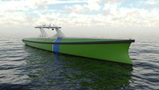 C-Job reveals New Autonomous Guard Vessel concept design set to revolutionize offshore wind