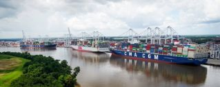 Georgia Ports Authority Marks Best October Ever