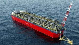ABS Grants AiP to Wison's FLNG Design