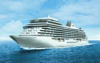Regent Seven Seas Cruises® Christens Ship That Perfects Luxury – Seven Seas Splendor™