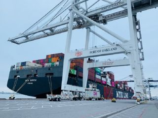 Port of Oakland export volume up 5.8 percent in November 2019