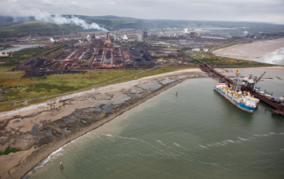 ABP and Tata Steel sign long-term Port Talbot agreement