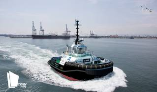 Forth Ports places order for Damen ASD Tug 2312