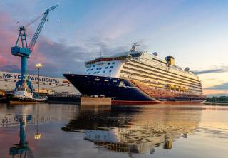 MEYER WERFT delivers Spirit of Adventure