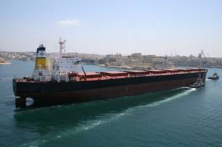 Diana Shipping Announces Time Charter Contract for mv Selina With ST Shipping
