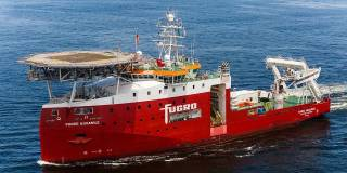 Fugro wins another IRM contract with Petrobras in Brazil