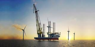 Jan De Nul signs contract with Dogger Bank Wind Farm