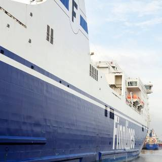 Deltamarin Wins Design Contract For Finnlines Superstar Ro-Pax Project