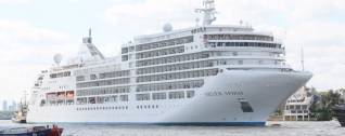 Silver Spirit becomes first ultra-luxury cruise ship to sail with new CIP-M certification from DNV GL