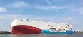 Titan LNG charters Green Zeebrugge long term from NYK