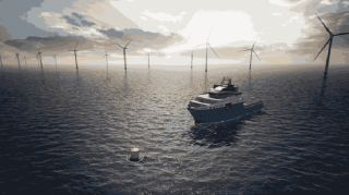 Maersk Supply Service and Ørsted to test offshore charging buoy to reduce vessel emissions (Video)