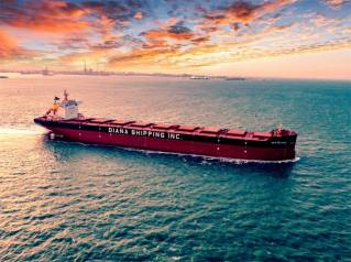 ABS and Diana Shipping Services S. A. Embark on Pioneering Digital Environmental Journey