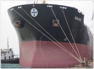 Diana Shipping Inc. Announces the Sale of a Panamax Dry Bulk Vessel, the mv Naias