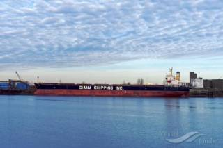 Diana Shipping Inc. Announces Time Charter Contract for mv Melia with Viterra