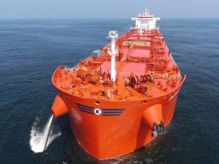 Klaveness Combination Carriers ASA takes delivery of the sixth CLEANBU vessel