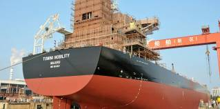 Tomini Shipping welcomes a Kamsarmax and Ultramax to the fleet