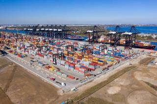 Port Houston Reopens Container Terminals