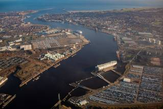 Base selected for world's largest offshore wind farm at Port of Tyne