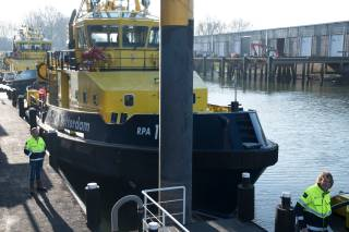 Port Authority enters into maintenance contract with Shipyard Rotterdam