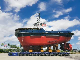 Boluda Towage Europe Takes On Two New Tugs From Damen Shipyards Group