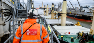 Peel Ports recognised as the safest port operator in the UK