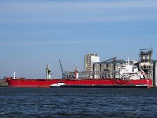Scorpio Bulkers Inc. Announces the Sale of a Kamsarmax Vessel
