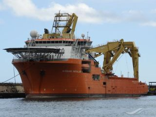 Solstad Offshore Announces Contract Extension for CSV Normand Installer