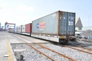 APM Terminals and NRC restore rail service at Apapa Port