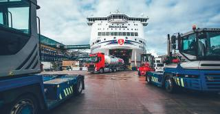 Stena Line continues to operate ferry routes Nynäshamn-Ventspils and Travemünde-Liepaja