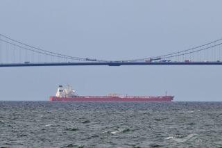 US Coast Guard medevacs crude oil tanker crewmember 92 miles offshore Galveston