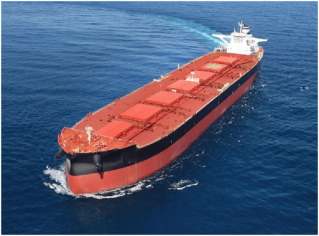 Hyundai shipyard and KCC develop solvent-free coating for very large ore carrier