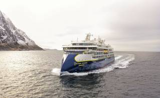 Ulstein: A Preview Of The Newly Delivered National Geographic Endurance (Video)