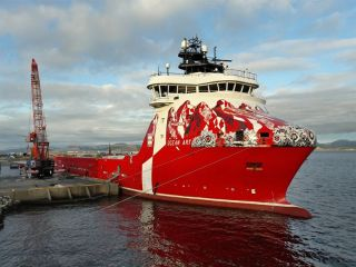 Wärtsilä Hybrid upgrades will save fuel and reduce greenhouse gas emissions for two offshore supply vessels