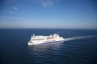 Brittany Ferries and CMA CGM form a partnership in passenger and freight transport