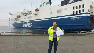 EU awards funding to Kapellskär-Naantali Maritime Bridge environmental initiative