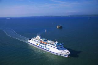 Profit-sharing contract based on fuel savings delivers for both Brittany Ferries and Wärtsilä